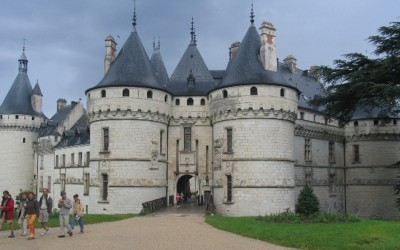 2007 – Paryż, zamki nad Loarą