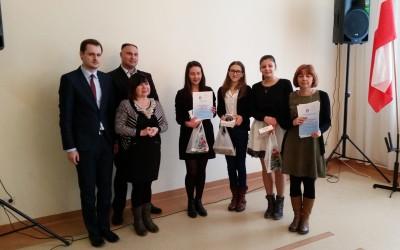 Międzyszkolny  Konkurs o Unii Europejskiej