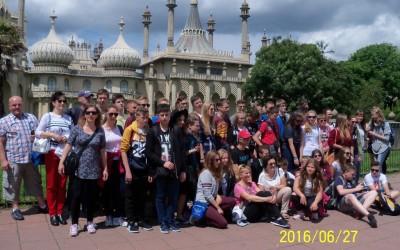 2016 – Anglia – magiczna wycieczka śladami Harrego Pottera
