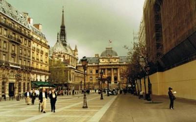 2000 – Paryż i Szampania