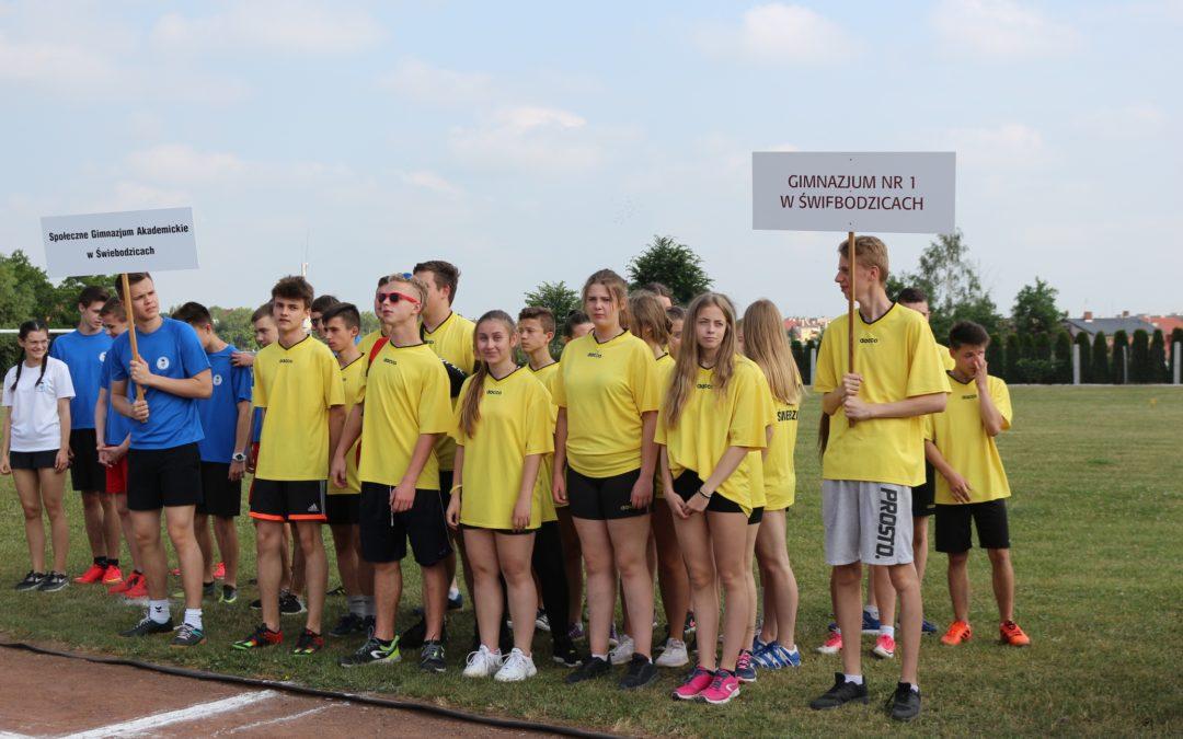 XLIII Miejskie Igrzyska Młodzieży Szkolnej