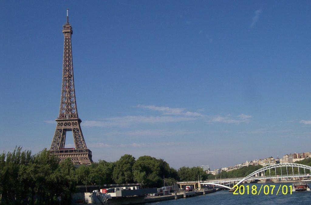 Wakacyjnie… Francja