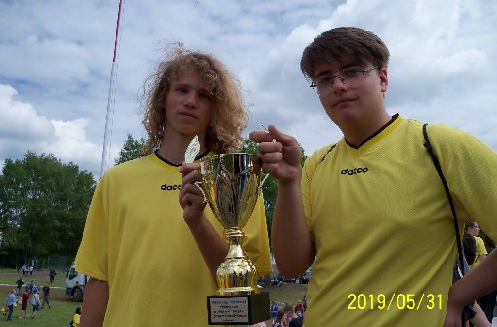Miejskie Igrzyska Młodzieży Szkolnej